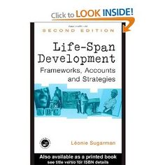 Life-span Development: Frameworks, Accounts and Strategies: Theories, Concepts and Interventions New Essential Psychology: Amazon.co.uk: Leonie Sugarman: Books