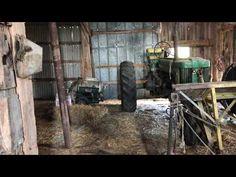 Looking Inside My Grandpa's Old Barn - YouTube