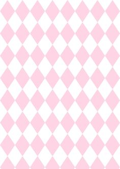 FREE printable harlequin pattern paper | pink white                                                                                                                                                                                 More