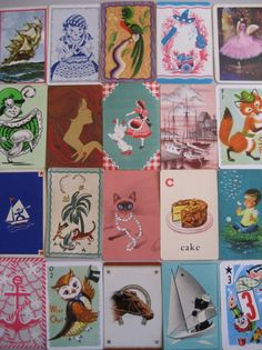 Old Playing Cards