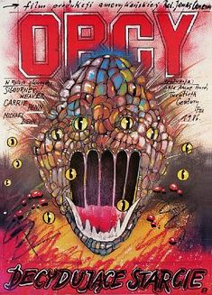 Alien 3 - Mindblowing Polish Movie Posters  Best of Web Shrine