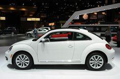 Экономичный и чистый Volkswagen Beetle TDI