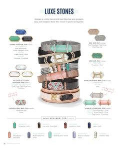 Keep Collective Design Guide Spring Summer 2016 The Keys to Happiness - Create, Share, Love Keep Bracelet, Bracelets, Keep Collection, Stone Bar, Keep Jewelry, Heart Jewelry, Jewelry Making, Fashion And Beauty Tips, Green Quartz