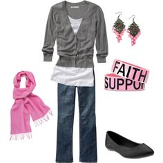 Oct is Breast Cancer Awareness Month.. Show your support