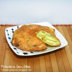 Spanish tortilla in AirFryer (Tortilla) Air Flyer, Comidas Light, Multi Cooker Recipes, Multicooker, Pasta, Air Fryer Recipes, Saveur, Fries, Food And Drink