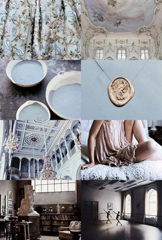 Wizarding Schools Aesthetic | Beauxbatons Academy of Magic 2/2