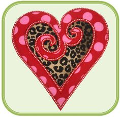 1000+ images about Valentines day on Pinterest | Appliques, Applique Designs and Valentines