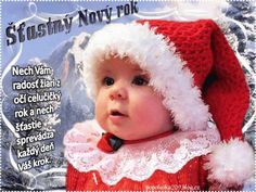 toto vám přeji v roce 2020 Merry Christmas, Crochet Hats, Baby, Merry Little Christmas, Merry Christmas Love, Newborn Babies, Infant, Baby Baby, Doll