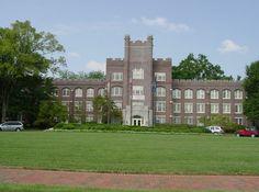 Catawba College Salisbury Rowan County NC #visitsalisburyrowan