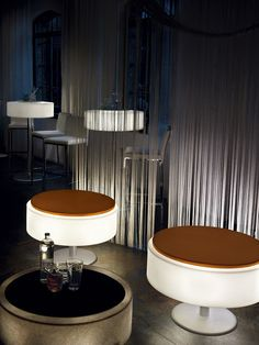 MODO luce made by Atollo designed by Paolo Grasselli Special lights-Illuminated furniture