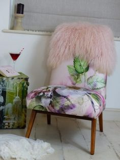 WooWoo Chairs - Repurposed Cocktail Chairs, soon to be seen on BBC1's Money for Nothing