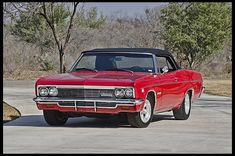 1966 Chevrolet Impala Convertible 396/325 HP, 4-Speed #Mecum #Houston