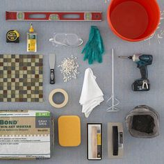 How-To: Tile a Backsplash