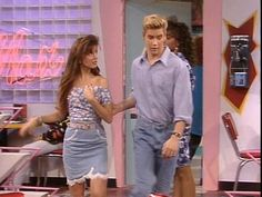 Saved by the Bell S2E17// http://www.thiessenpictures.com/