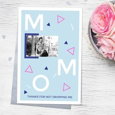 Make Your Own Funny Mother's Day Cards