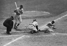 Greatest turning point in sport between 1950 - 1990 - Jackie Robinson, first black player in MLB