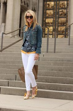 calça branca..estampa...jeans...