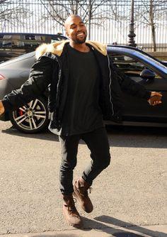 New post on g-a-n-g-s-t-a Mode Streetwear, Streetwear Fashion, Streetwear Clothing, Kanye West Smiling, Moda Kanye West, Style Kanye West, Yeezy Outfit, Urban Fashion, Men's Fashion