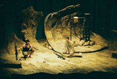 sand effect | Daniella Topol - director