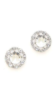 Kate Spade New York Grand Debut Gem Stud Earrings http://rstyle.me/n/deizcn2bn