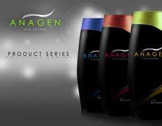 """다음 @Behance 프로젝트 확인: """"Anagen Logo and Packaging Design"""" https://www.behance.net/gallery/16003969/Anagen-Logo-and-Packaging-Design"""