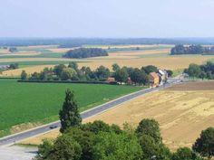 Site of the Battle of Waterloo, Belgium