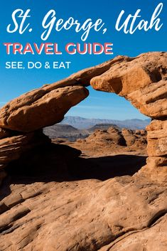 Travel Guide: Things to See, Do and Eat in St. Utah Vacation, Family Vacations, Vacation Ideas, Honeymoon Ideas, Vacation Destinations, Snow Canyon State Park, St George Utah, Saint George, Cedar City