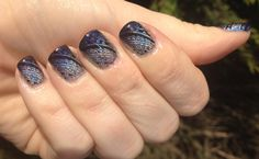 Helen England. Fav nail art technique