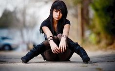 Lonely girl miss you HD wallpapers | HD Wallpapers Rocks