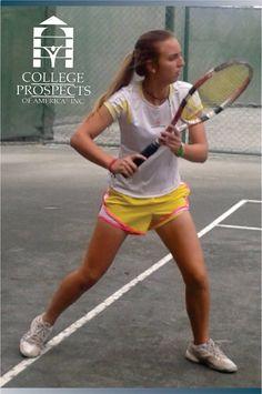 College prospects of America felicita a Annabella Bonadonna que se ha comprometido para asistir a Iowa State University  Si también quieres lograr la oportunidad de estudiar y competir en una universidad de los Estados Unidos INGRESA AQUI: www.cpoala.com  #tenis #becasdeportivas