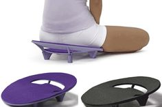 Ommmm my back hurts...L 100 Salubrion meditation seat