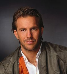 Kevin Costner....even if he is 30 plus years older than me I still love his work :)