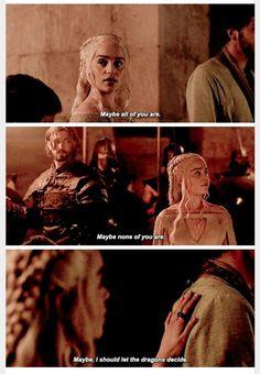 Daenerys Targaryen - Kill The Boy - Season 5 Episode 5