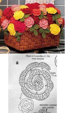 Flores | Gráficos e Receitas