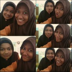 tinaa.. and sarah