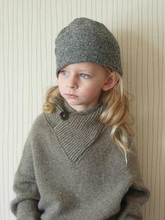 Sweater.  My hand-spinning yarn: 100% Light Brown De-haired Yak - 17-19 Microns.  My hand knitting