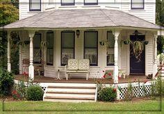 1880 Victorian farmhouse in Connecticut.