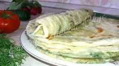 Сделать лепешки с зеленью можно быстро: рецепт очень обалденный и моментальный. Лепешки в итоге получаются тонкими и слоеными, к тому же, их можно приготовить на сухой сковороде или...