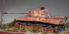 Tank Armor, Panzer Iv, Tiger Tank, Model Tanks, Ww2 Tanks, Military Diorama, Model Ships, Armored Vehicles, Photos Du