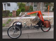 Bicycle Car | Three Wheel Bike Car