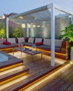 22 Fabulous Deck Design Ideas To Turn Ur Outdoor Living Space Into A Family Room And Entertainment Center