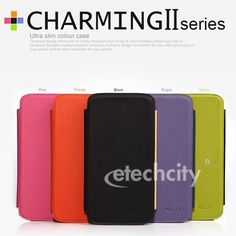 KLD Charming II Series Ultra Slim Leather Case for HTC One X [LCEH-KDHTCX] - $20.00