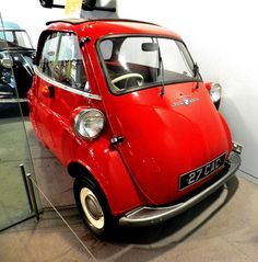 The BMW Isetta Bubble Car (1955) | by missgeok