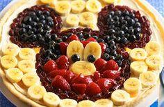 mickey mouse appetizers | visit craisins com