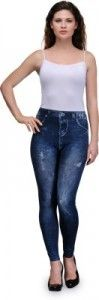 Flipkart- Oleva Slim Fit Womens Jeans at just Rs. 299 (70% Off)