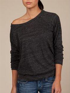 Slouchy Pullover, Alternative Apparel