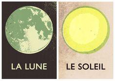 La Lune & La Soleil €92.00