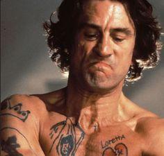 """Max Cady (""""Cabo do Medo"""", filme de Martin Scorsese, 1991)"""