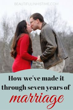 How we've made it through seven years of marriage - Marriage Tips - faithful marriage