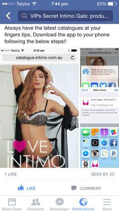 Intimo Lingerie Catalogue App details Lingerie Catalog e84509747dd
